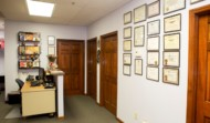 Outer Office Area